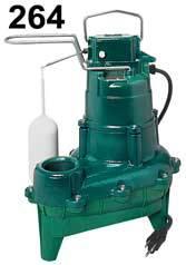 Zoeller Waste Mate 264 Submersible Pump