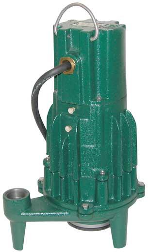 Zoeller Shark Series 820 Uniquely designed pump with integral contro