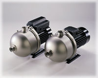 Grundfos CHI Multi-Stage Stainless Steel Pumps