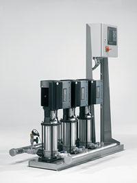 Grundfos BoosterPaq Series Pump Skids