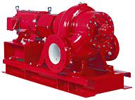 Bell & Gossett Series VSX Double Suction Split Case Pumps