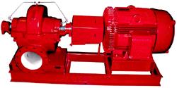 Bell & Gossett Series HSC-S Double Suction Pumps