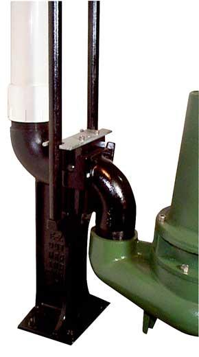 Bell Amp Gossett Base Elbow Pump Rail Systems Bell