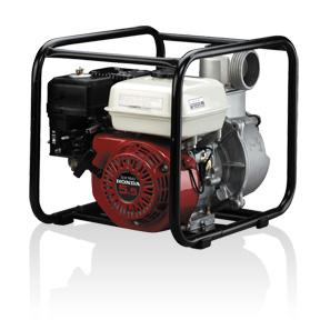 Blue Angel Gasoline-Powered Transfer Utility Pump