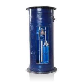 Blue Angel 6303*-BLA1 - Preassembled Grinder Pump System