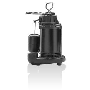 Blue Angel Bcs33 1 3 Hp Cast Iron Submersible Sump Pump