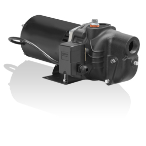 Blue Angel SBS100 - 1 HP Cast-Iron Shallow Well Jet Pump