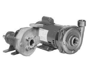 Goulds Series ICS & ICSF Open Impeller Pump