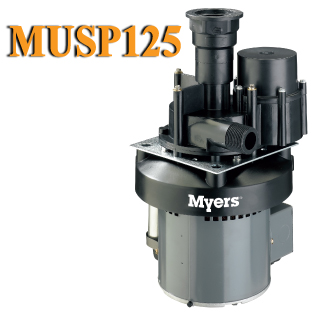 Myers MUSP125 - Utility Sink Pump