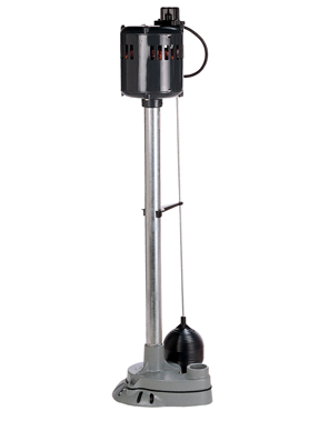Liberty Model 101 Pedestal Sump Pump