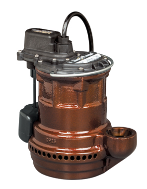 Liberty 240 Series Sump Pump