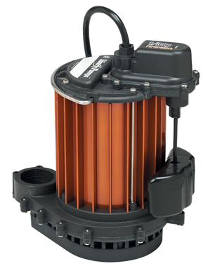 Liberty 230 Series 1/3 hp Sump Pumps