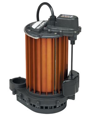 Liberty 450 Series 1/2 hp Submersible Sump Pump