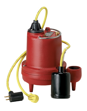 Liberty HT40 Series 4/10 hp High Temp Sump Pump