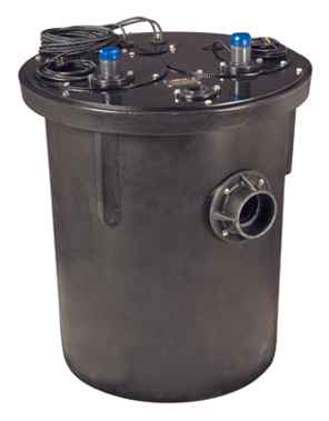 1100 Liberty 1100 Series 30 Dual Sewage Pump Package System