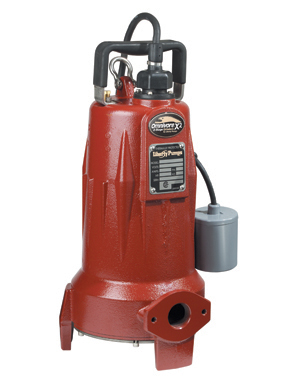 Liberty LSGX200-Series Omni 2hp 2-Stage HH Grinder Pumps