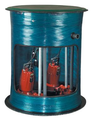 D3648 Liberty D3648 Series Duplex Pump System