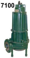 Zoeller 71 Series 7111 5 0 Bhp Zoeller Pumps