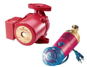 Grundfos UP10-16B5 ATLC  Re-Circulator Pump