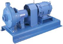 Weinman JD Series Multi-Stage Split Case Pumps