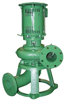 Weinman UHH Non-Clog Dry Pit Pump