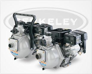 Berkeley PP60R Pumper & Pumper Gas Engine Drive Pumps Series