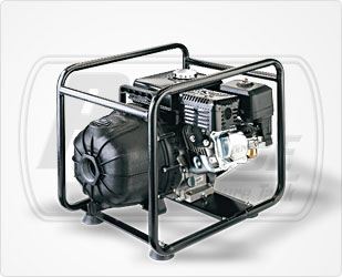 Berkeley EDP55RV 5 1/2 HP PRO-Source Self-Priming Air-Cooled Gas Engine Driv