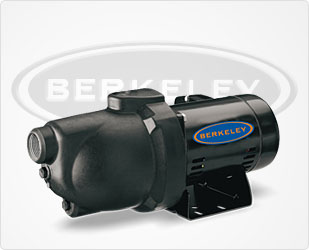 Berkeley 10PN Corrosion-Resistant Shallow Well Series Pump