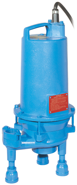 112916 Barnes Submersible Grinder Pump Pgpp2022a