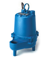 Barnes Submersible Non-Clog Pump SE411