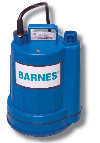 113824 Barnes Ut17 1 6 Hp Submersible Sump Pump