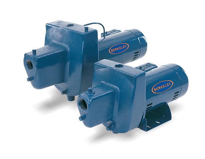 15sn Berkeley 15sn 1 1 2 Hp Shallow Well Series Pumps