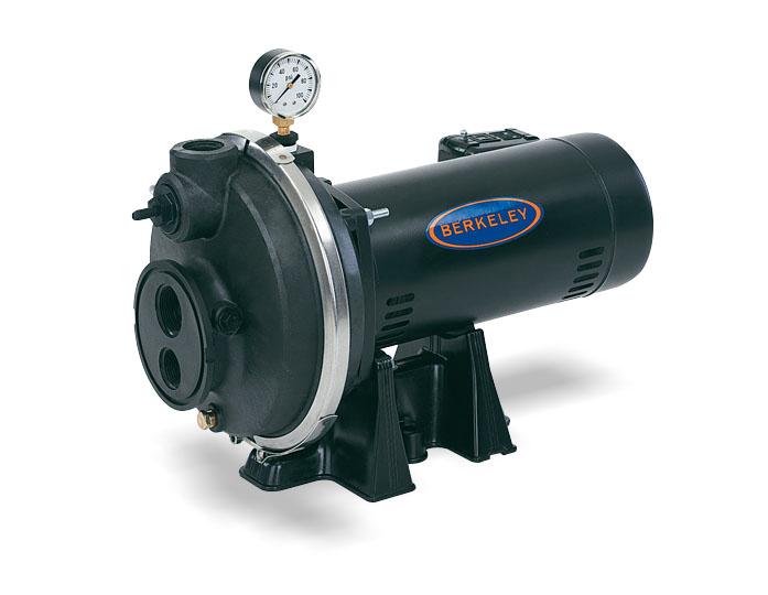 Berkeley 5PL Deep Well Pump Series - 1/2 HP