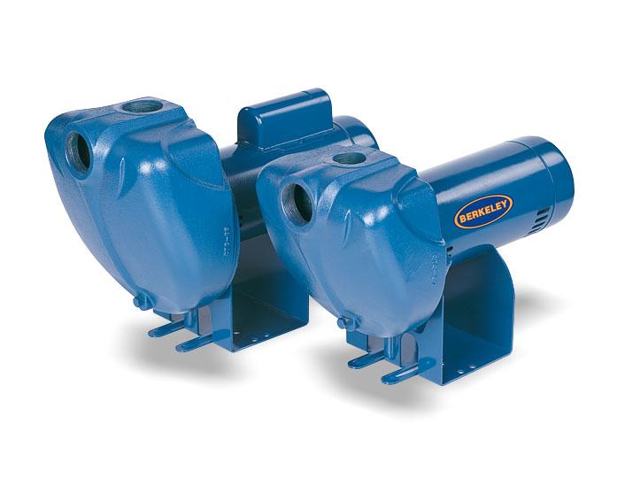 Berkeley 10LTHH - 1 HP -  1 Phase Series Sprinkler Pumps