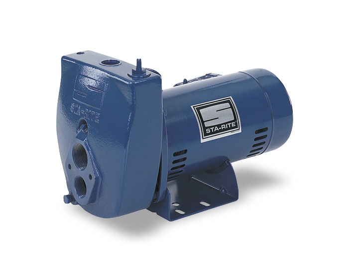 Sld Sta Rite Convertible Jet Pump Cast Iron