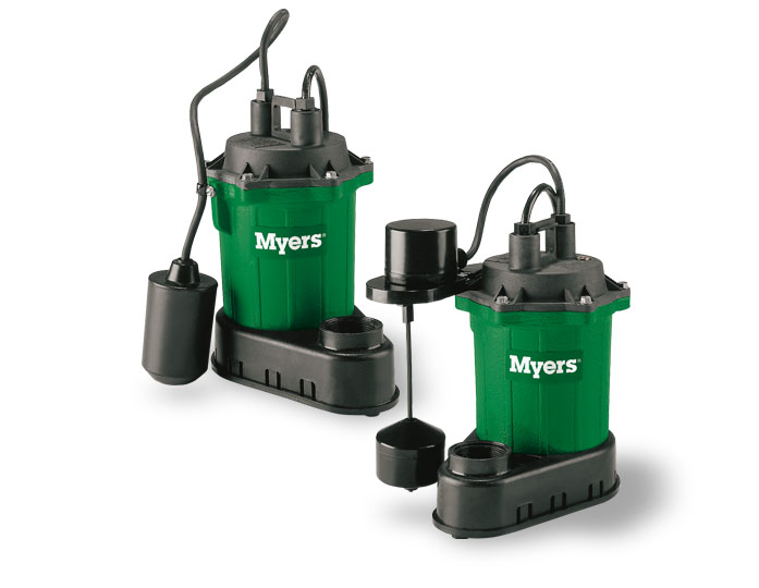 S33a1 Myers S33a1 1 3 Hp Thermoplastic Submersible Sump