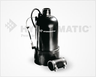 Hydromatic 3/4 HP Thermoplastic Submersible Sumps