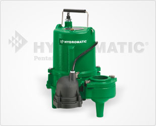 SPD50H Hydromatic High Head Effluent Pump