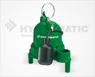 Hydromatic Cast Iron Effluent Pump
