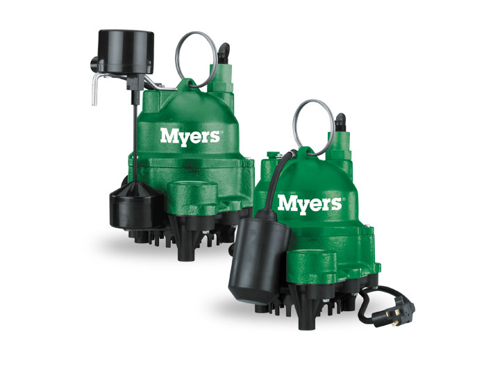 Mdc33v1 Myers Mdc33v1 1 3 Hp Cast Iron Submersible Sump Pump