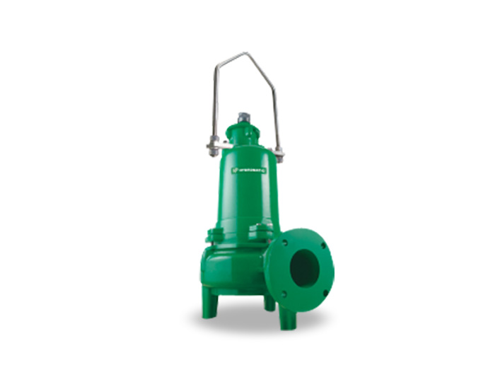 H4h Hydromatic 4 Inch Discharge Submersible Solids