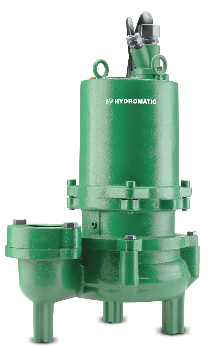 Hydromatic 3 In. Discharge Submersible Sewage Ejector Pumps