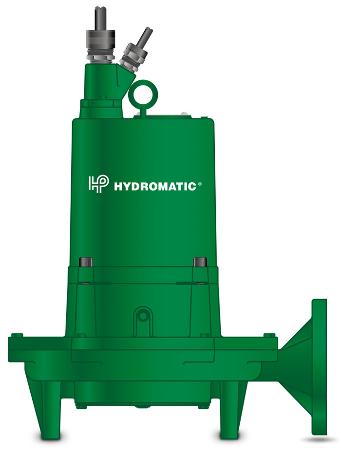 Hydromatic 5 HP Centrifugal Grinder Pumps