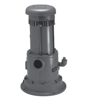 Goulds Vertical In-Line Self-Priming Centrifugal Pump