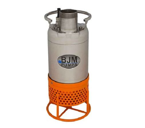 BJM LWA37-460T Submersible Light-Weight Agitator Dewatering Pump