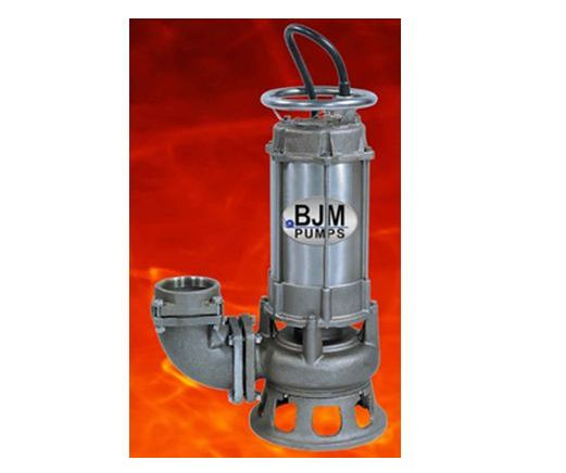 BJM SKX08CSSF-208T FAHRENHEIT Shredder Pump