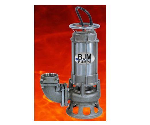 BJM SKX37CSSF-208T FAHRENHEIT Shredder Pump