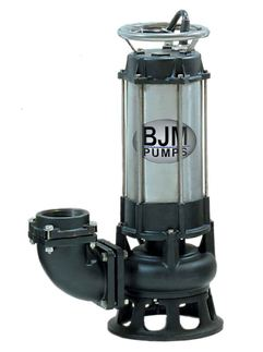 Sk22c 460t Bjm Sk22c 460t Electric Submersible Shredder Pump