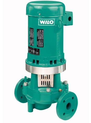Wilo CronoLine-IL Dry Rotor Inline Centrifugal Circulator