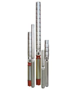 Wilo Stainless Submersible Well Pump - TWI4.25-4.05